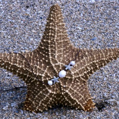 "The ""Glenna"" Starfish Necklace"