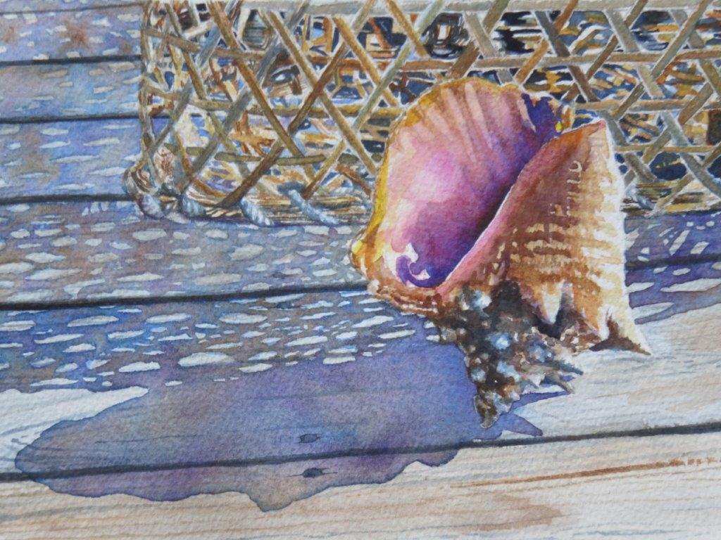 Conch–Wonderful, Delicious Conch