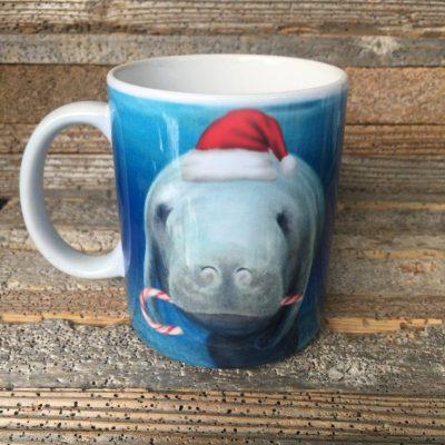 Christmas Bree Mug