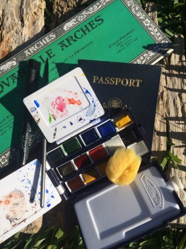 Travelling and the Creative Process